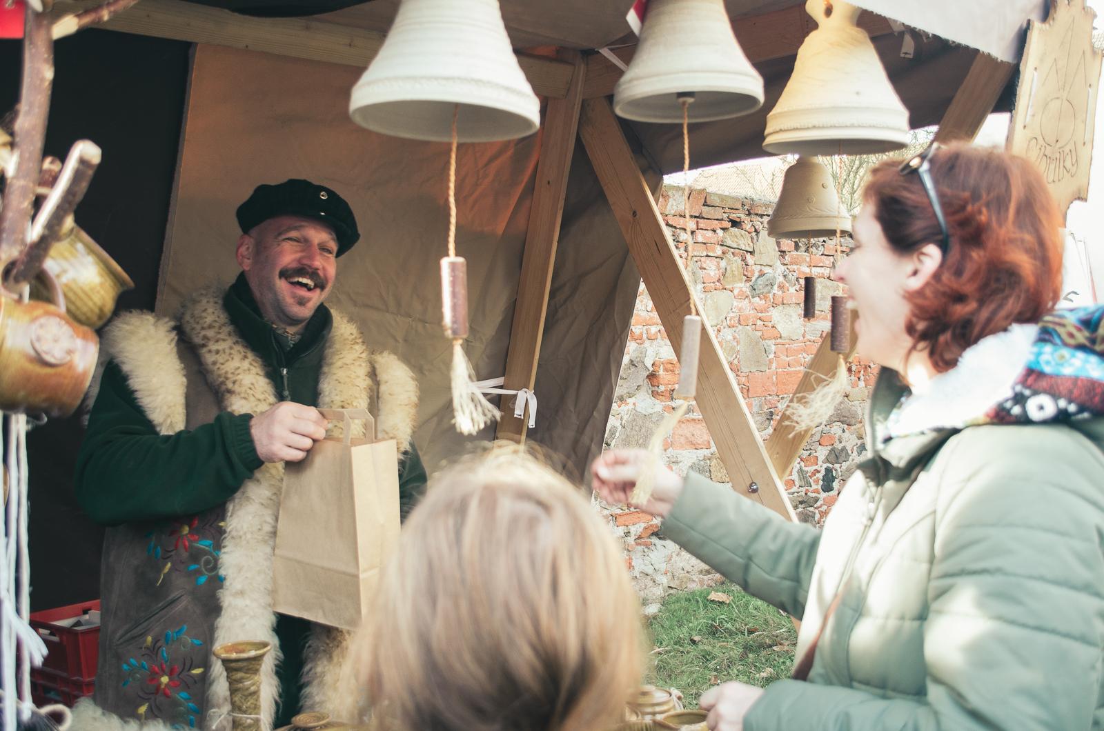 Vánoční trhy za Špitálkem