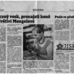 Horácké noviny 26. 8. 2014