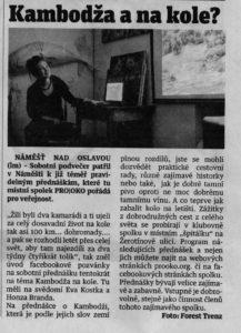 Horácké noviny 21. února 2018, ročník XXIX, číslo 14